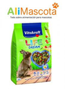 Alimentación para conejos